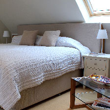 Rooms at Shakespeare's View near Stratford upon avon